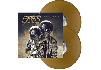 Farmer Boys - Born Again (Gold Vinyl) - (Vinyl)