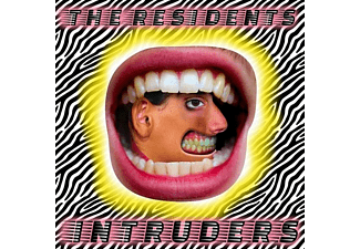 The Residents - INTRUDERS (DELUXE CD PACKAGE WITH HARDBACK BOOK) - (CD + Buch)
