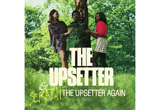"Upsetters, The / Perry, Lee ""Scratch"" - THE UPSETTER/SCRATCH THE UPSETTER AGAIN - (CD)"