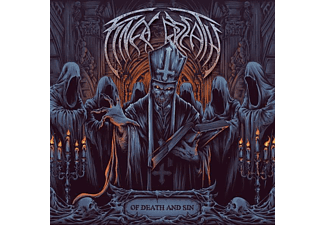 Final Breath - Of Death And Sin - (Vinyl)