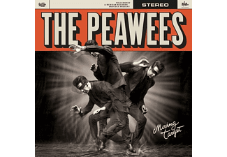 The Peawees - MOVING TARGET - (CD)