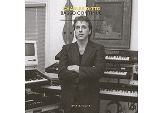 Charles Ditto - Basso Continuo: Cyberdelic Ambient And Nootropic - (Vinyl)
