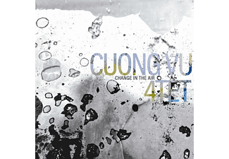 Cuong Vu 4-tet - CHANGE IN THE AIR - (CD)