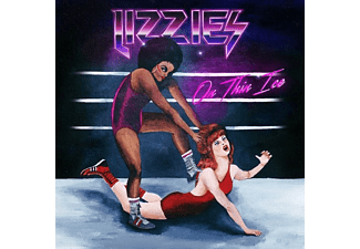 Lizzies - ON THIN ICE - (CD)