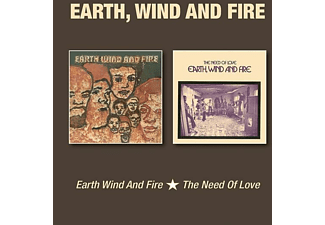 Earth, Wind & Fire - THE NEED OF LOVE - (CD)