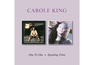 Carole King - ONE TO ONE/SPEEDING TIME - (CD)