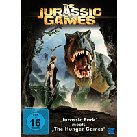 The Jurassic Games [DVD]