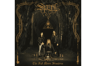 Spell - THE FULL MOON SESSIONS (EXPANDED EDITION) - (CD)