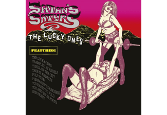Satan's Satyrs - THE LUCKY ONES - (CD)