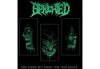 Benighted - DOGS ALWAYS BITE HARDER THAN THEIR MASTER - (CD)