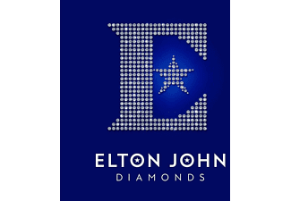 Elton John - Diamonds - (CD)