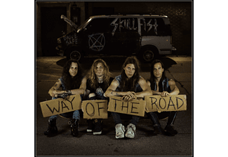 Skull Fist - Way Of The Road - (Vinyl)