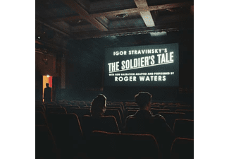 Roger Waters - The Soldier's Tale-Narrated by Roger Waters - (CD)