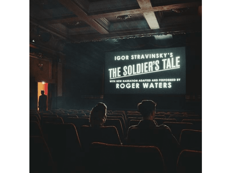 Roger Waters - The Soldier's Tale-Narrated by Roger Waters [CD]