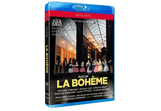 Royal Opera House & Antonio Pappano - LA BOHEME - (Blu-ray)