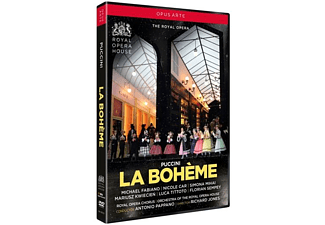 Royal Opera House & Antonio Pappano - LA BOHEME - (DVD)