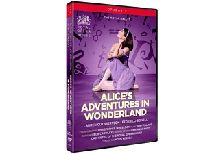 Royal Opera House Koen Kessels - ALICE S ADVENTURES IN WONDERLAND - (DVD)