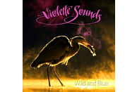 Violette Sounds - WILD AND BLUE [CD]