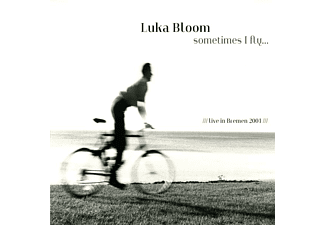 Luka Bloom - Somtimes I Fly - (CD)