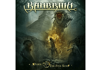 Kambrium - Dawn Of The Five Suns - (CD)