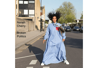 Neneh Cherry - Broken Politics - (Vinyl)