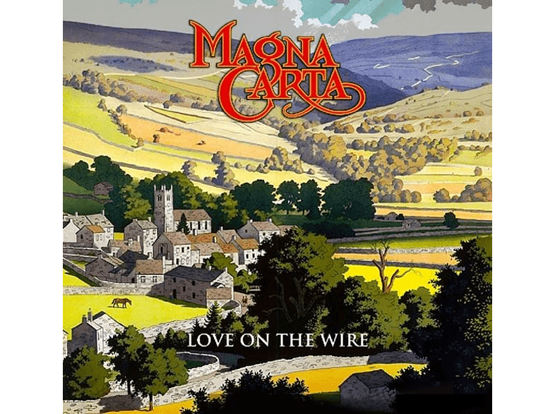Magna Carta - Love On The Wire [CD]