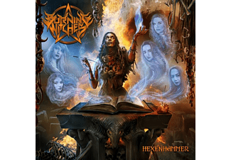 Burning Witches - HEXENHAMMER (2LP black) - (Vinyl)