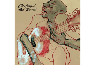 VARIOUS - Confessin' the Blues - (CD)