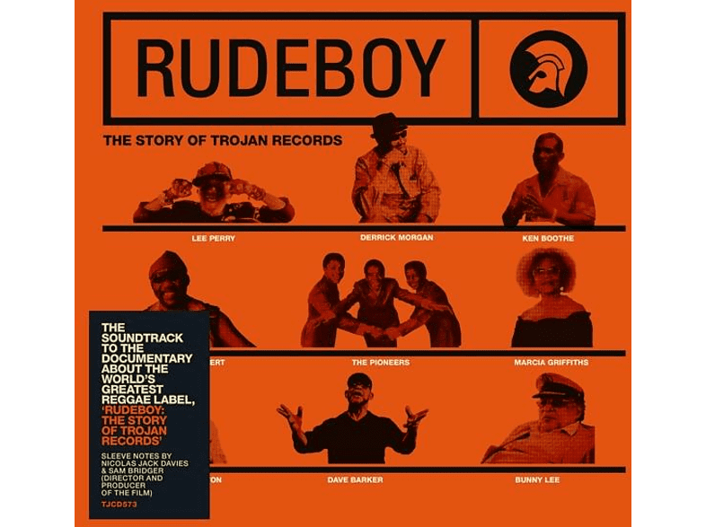 VARIOUS - Rudeboy: The Story of Trojan Records [CD]