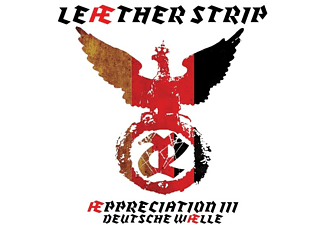 Leaether Strip - Aeppreciation III - (CD)