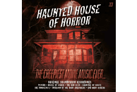 VARIOUS - Haunted House Of Horror [CD]