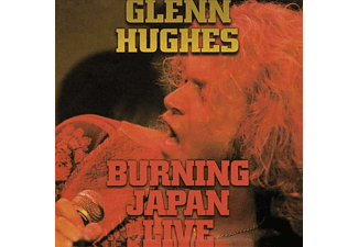 Glenn Hughes - Burning Live Japan - (Vinyl)