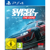 Super Street - The Game [PlayStation 4]