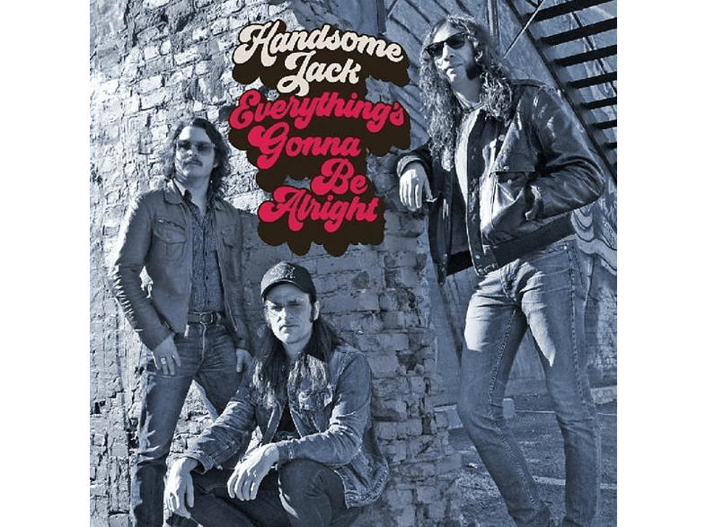 Handsome Jack - Everything's Gonna Be Alright [CD]