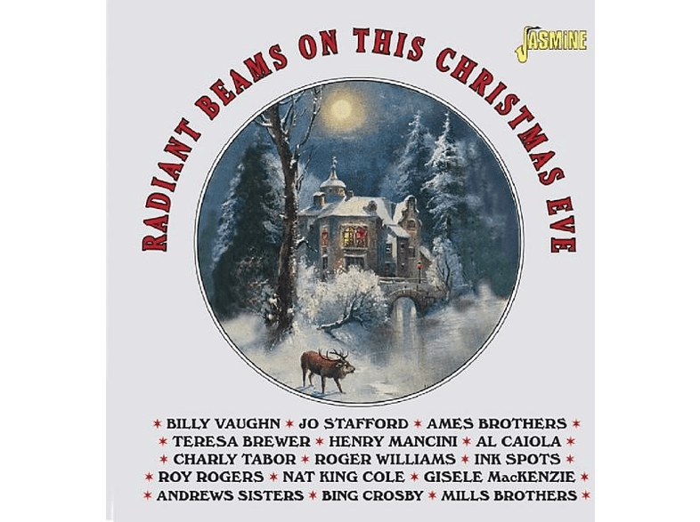 VARIOUS - Radiant Beams On This Christmas [CD]