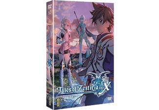 Tales of Zestiria the X: Intégrale Saison 1 & 2 - DVD