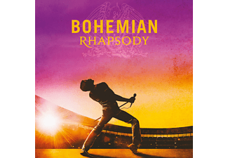 Queen Bohemian Rhapsody (The Original Soundtrack) Soundtrack CD