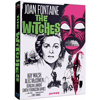 THE WITCHES (MB COVER A) (DER TEUFEL TANZT UM...) [Blu-ray]