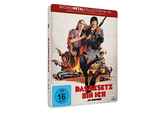 Das Gesetz bin ich - Wicked Metal Collection Nr. 4 - (Blu-ray)