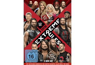 WWE - Extreme Rules 2018 - (DVD)