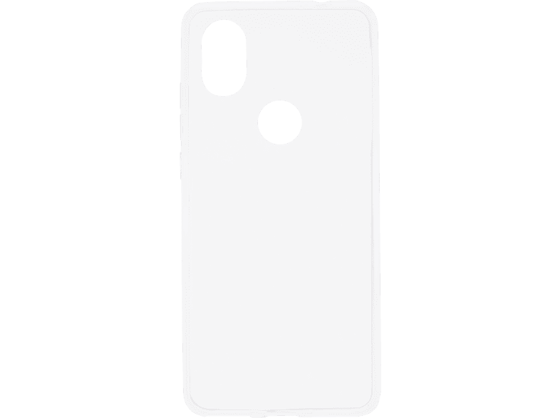 V-DESIGN PIC 180 Backcover Wiko VIEW 2 Thermoplastisches Polyurethan Transparent