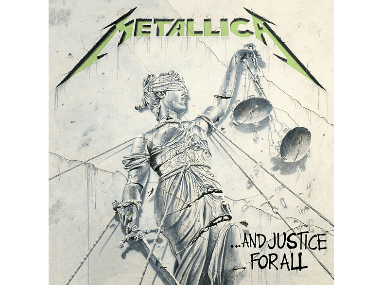 Metallica - ...And Justice For All (Remastered) [Vinyl]