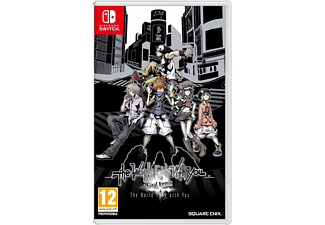 Switch - The World Ends With You -Final Remix- /I