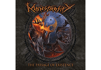 Monstrosity - The Passage of Existence - (Vinyl)