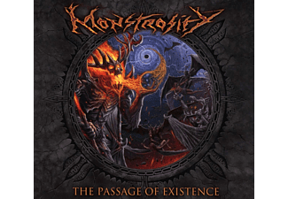 Monstrosity - The Passage of Existence - (CD)