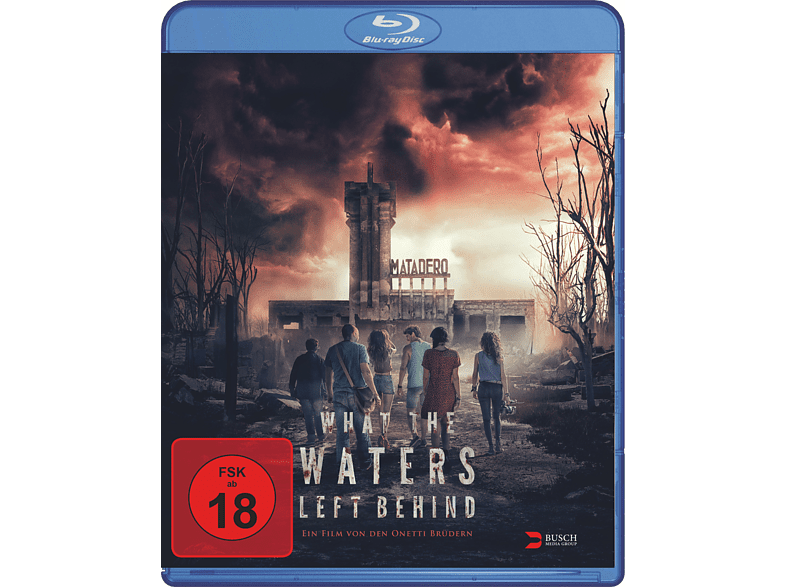 What the Waters Left Behind [Blu-ray]