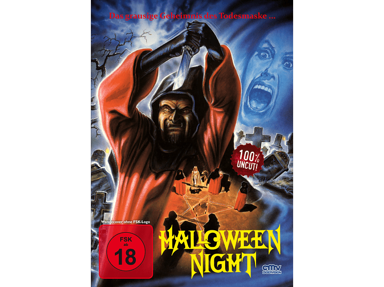 Halloween Night [DVD]