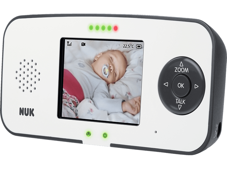 NUK Eco Control Video Display 550VD Babyphone