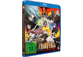Fairy Tail – The Movie: Phoenix Priestess - (Blu-ray)