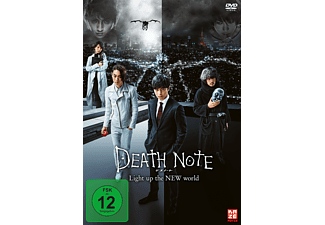 Death Note: Light Up the New World - (DVD)